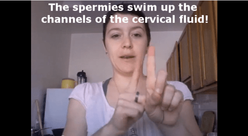 all about cervical fluid