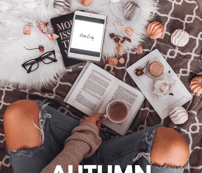 Simply Mindful Autumn Self-Care Rituals.