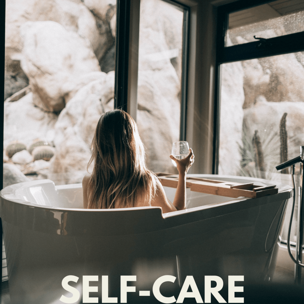 self-care free printable worksheets