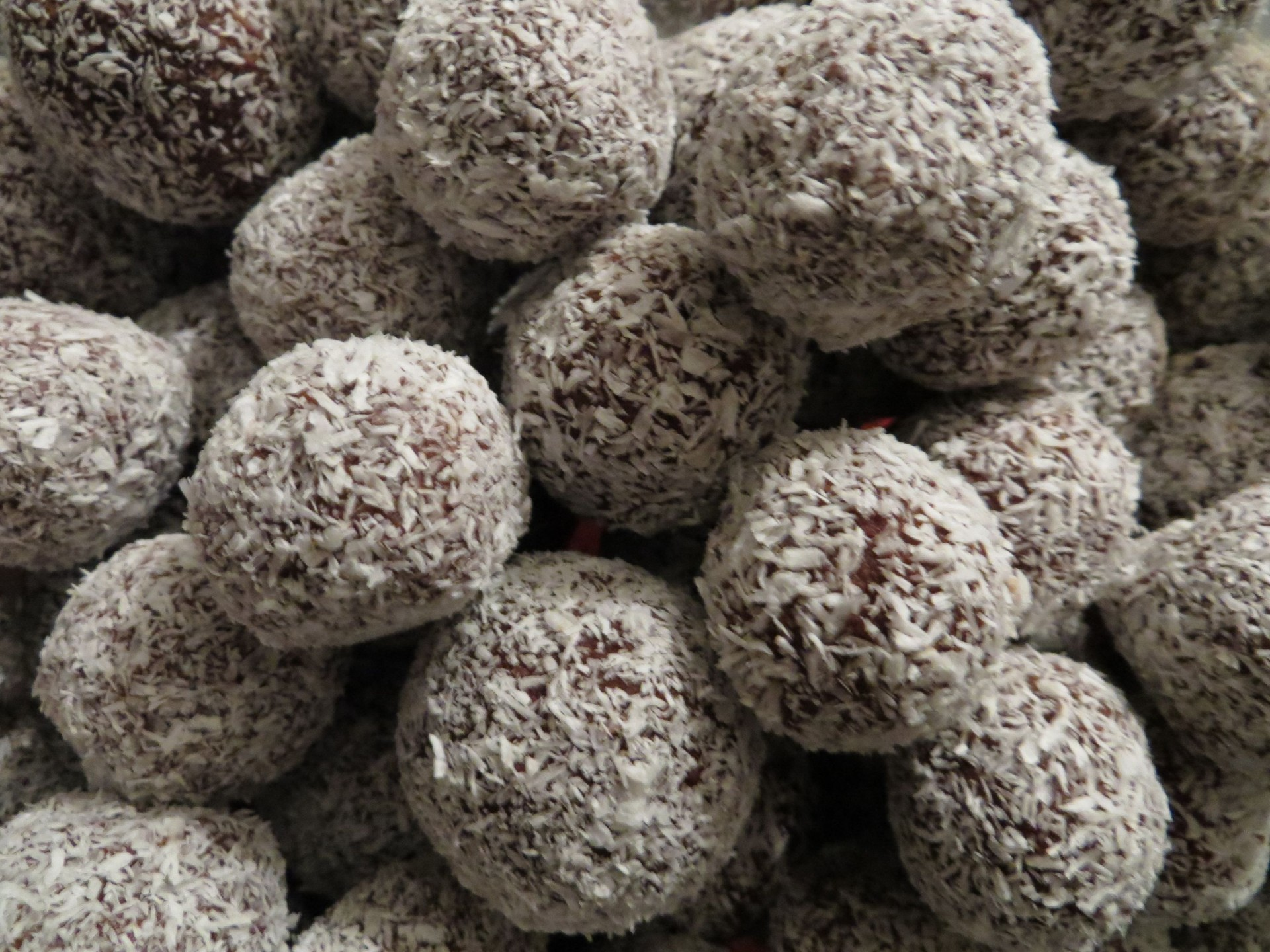 Healthy Raw Cacao Energy Balls