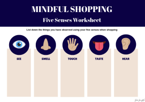 mindful shopping