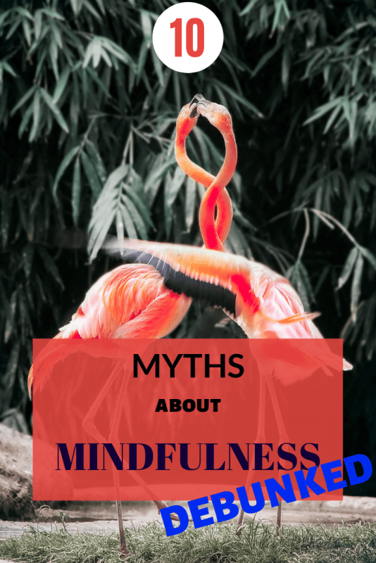 Common myths & misconceptions about Mindfulness debunked
