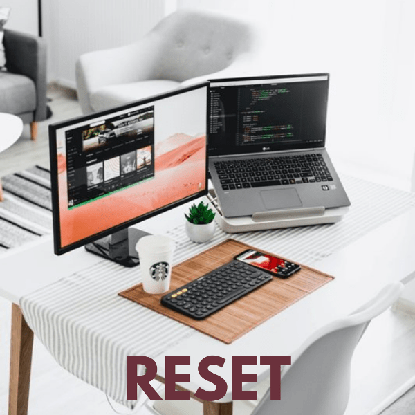 reset your life for a successful 2021