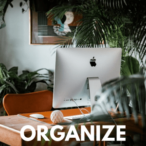 Organize Your Workspace for Maximum Productivity and Happiness