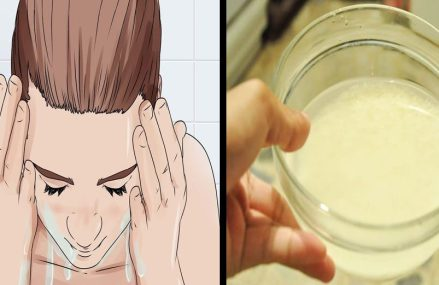 Use This One Ingredient To Wash Your Face And Look 10 Years Younger!