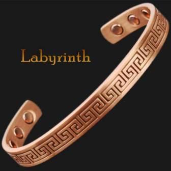 Copper Magnetic Bracelet Copper-Bracelet-for-Arthritis-Magnetic-Bracelet-Bangle-for-Pain-Health-Bracelet-Wristband-Labyrinth
