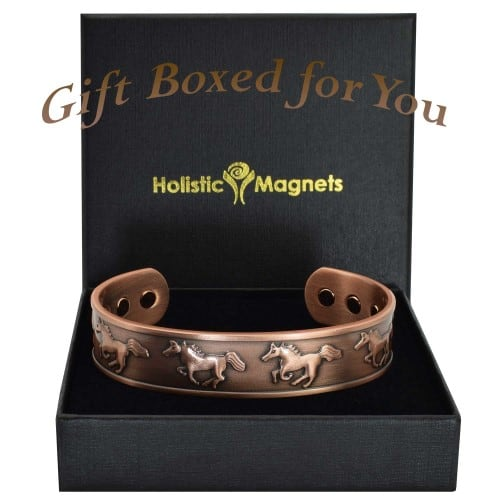 copper magnetic bracelet magnetic therapy arthritis magnetic bracelet for health