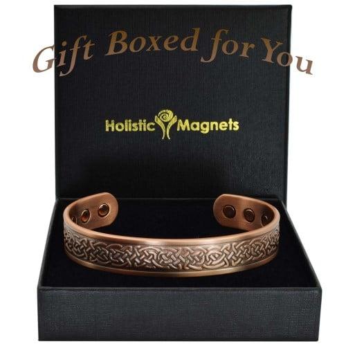 magnetic bracelet arthritis pain relief bracelet bracket celtic shield knot