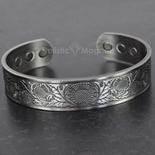 Mens Magnetic Therapy Bracelet Coper Bracelet for Arthritis Health Bracelet Healing Bangle Wrist Band