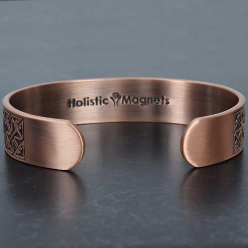 mens copper bracelet for arthritis magnetic bracelet healing health bracelet for pain viking bracelet eagles
