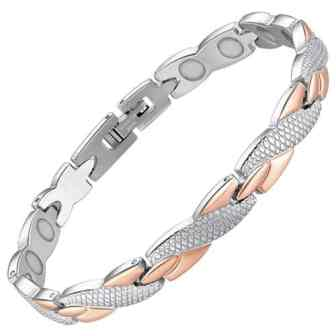 magnetic therapy bracelet halth braceelt pain relief ion energy bracelet gssm