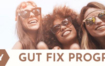 30-Day Gut Fix Program