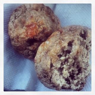 prOATein muffins!