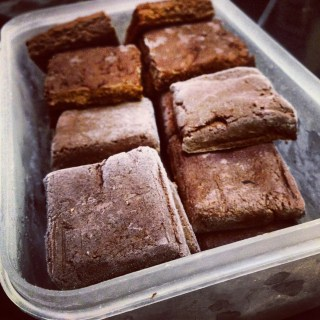 Casein Protein Fudge aka crack
