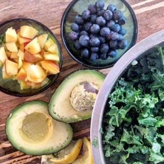 Seasonal Kale Salad
