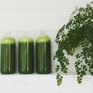 My favorite green juice…and here's why