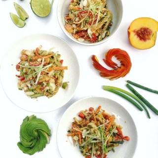 No-ba Noodle Salad