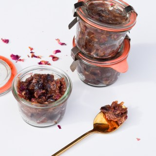 Fig and Rose Petal Jam