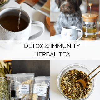 Detox and Immunity Herbal Tea