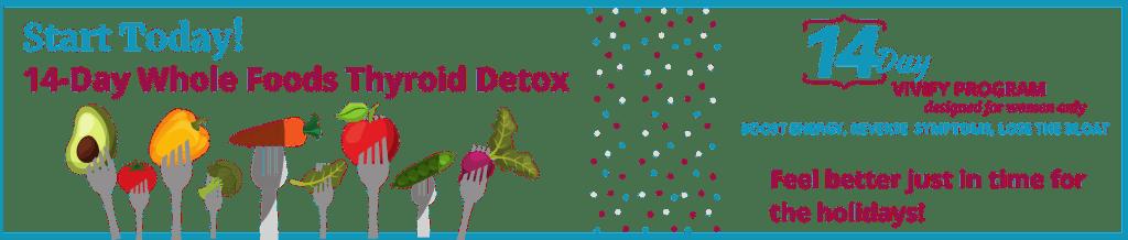 Vivify Thyroid Detox Program