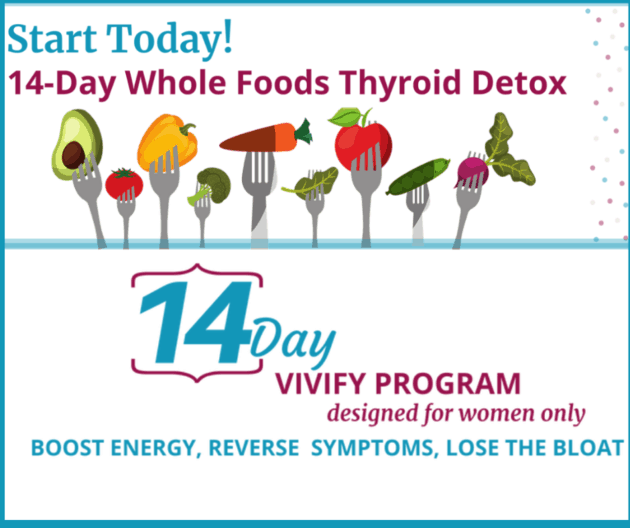 Vivify Thyroid Detox Program