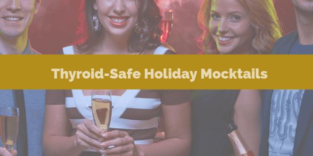 Holiday Gathering Mocktails