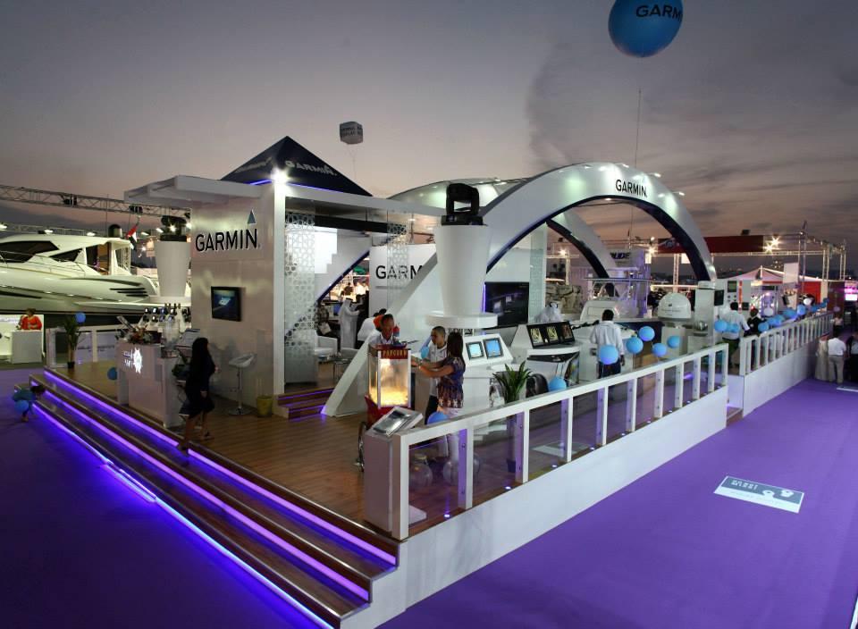 Exhibition conference trade fairs worldwide shipping for International decor dubai