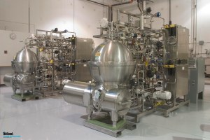 Hygienic Centrifuge Modules Holland Built for a Biopharmaceutical Facility