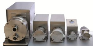 The Quattroflow Family of  Pumps
