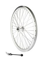Buy Dahon Kinetix Comp Front Wheel 20 Inch 20 Spoke QR Alu ...