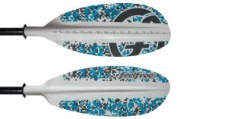 Feelfree navy camo paddle
