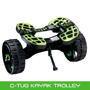 Railblaza C-Tug kano trolley