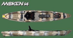 feelfree-moken-14-kayak