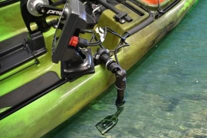 railblaza pelagic fishing vissen