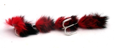 Mousefishing mouse lure 22cm RED HORNET