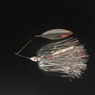 Spinnerbait 0,5 Oz WhiteFish pearson grinder buy online kopen