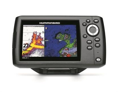 HELIX5 SI-GPS_G2 wide humminbird aanbieding online