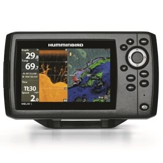 himminbird HELIX 5 CHIRP DI GPS G2 sale aanbieding