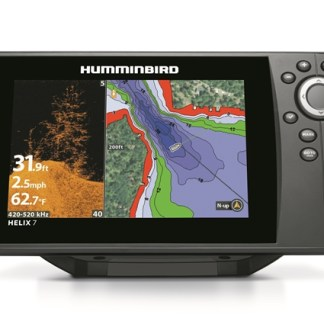 Humminbird HELIX 7X CHIRP DI GPS G2 aanbieding