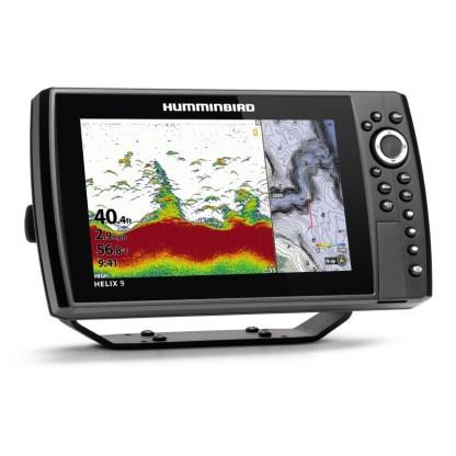 Hollandlures HUMMINBIRD HELIX 9 CHIRP GPS G4N 411360-1 front left