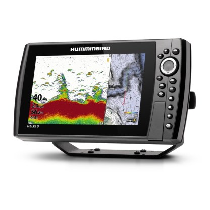 Hollandlures HUMMINBIRD HELIX 9 CHIRP GPS G4N 411360-1 front right