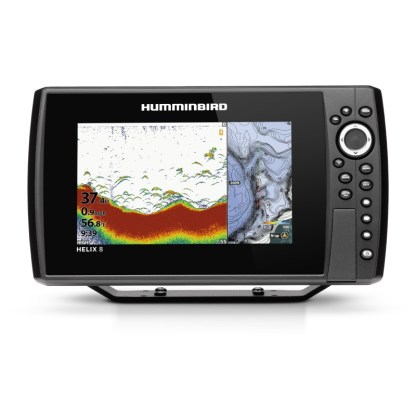 Hollandlures HUMMINBIRD HELIX 8 CHIRP GPS G4N 00447500 front 1