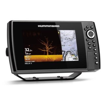 Hollandlures HUMMINBIRD HELIX 8 CHIRP MEGA DI GPS G4N 00447501 1 front 3