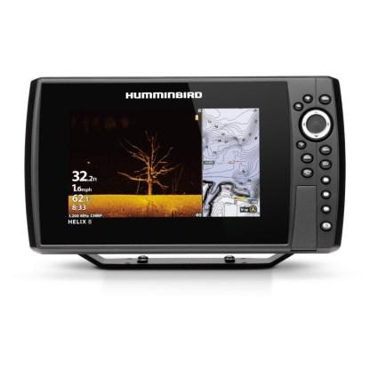 Hollandlures HUMMINBIRD HELIX 8 CHIRP MEGA DI GPS G4N 00447501 1 front