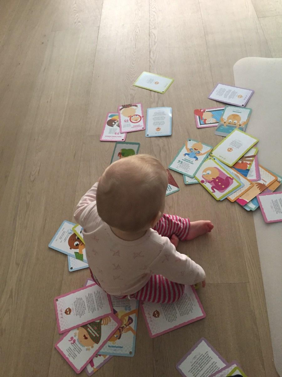 Vauvan eka vuosi: 11. kuukausi