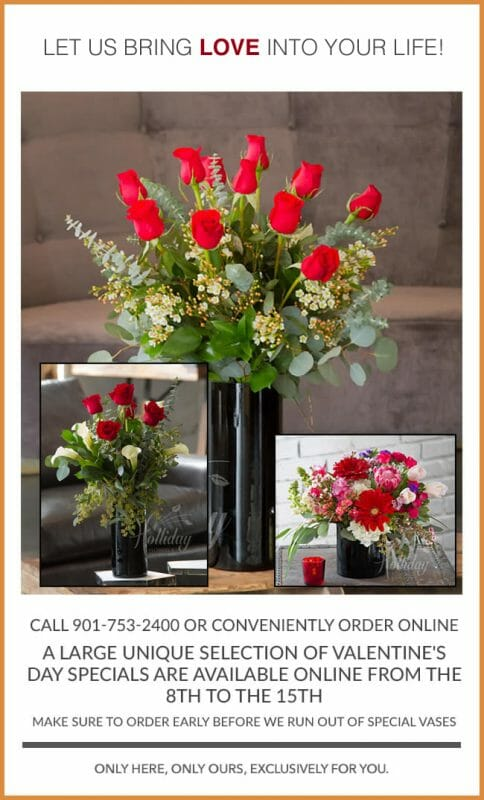 Blog Holliday Flowers Events