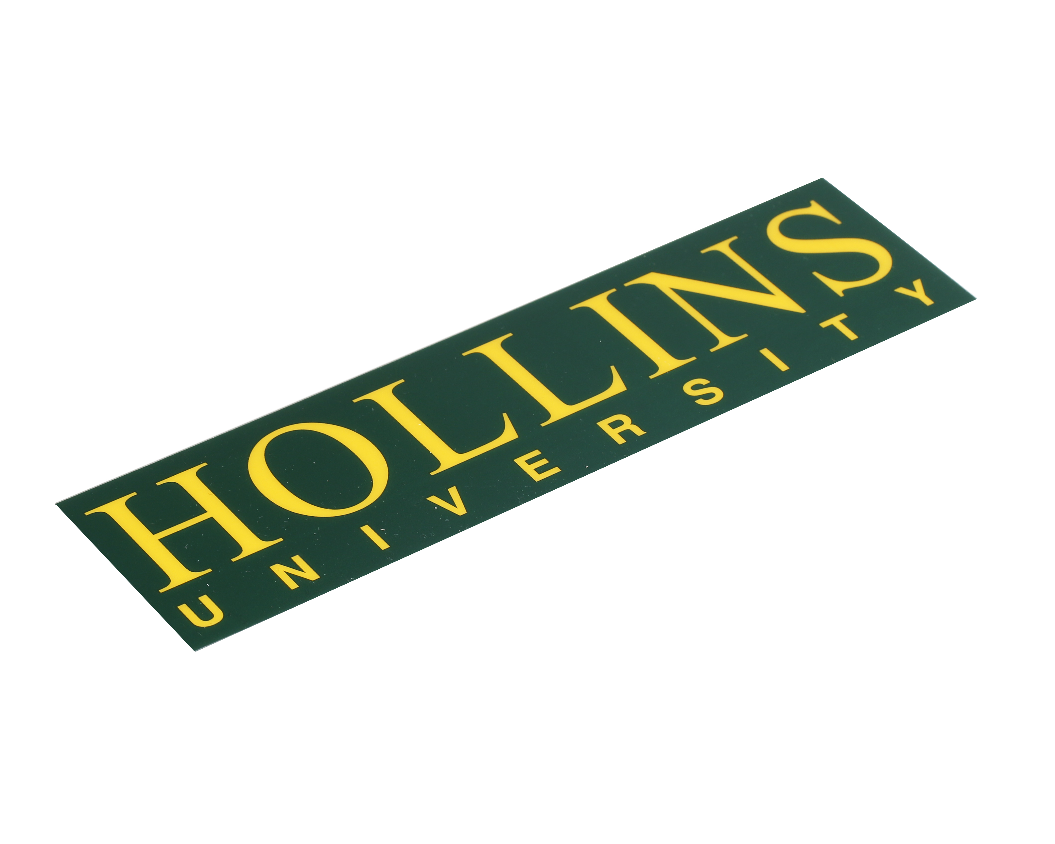Hollins University decal