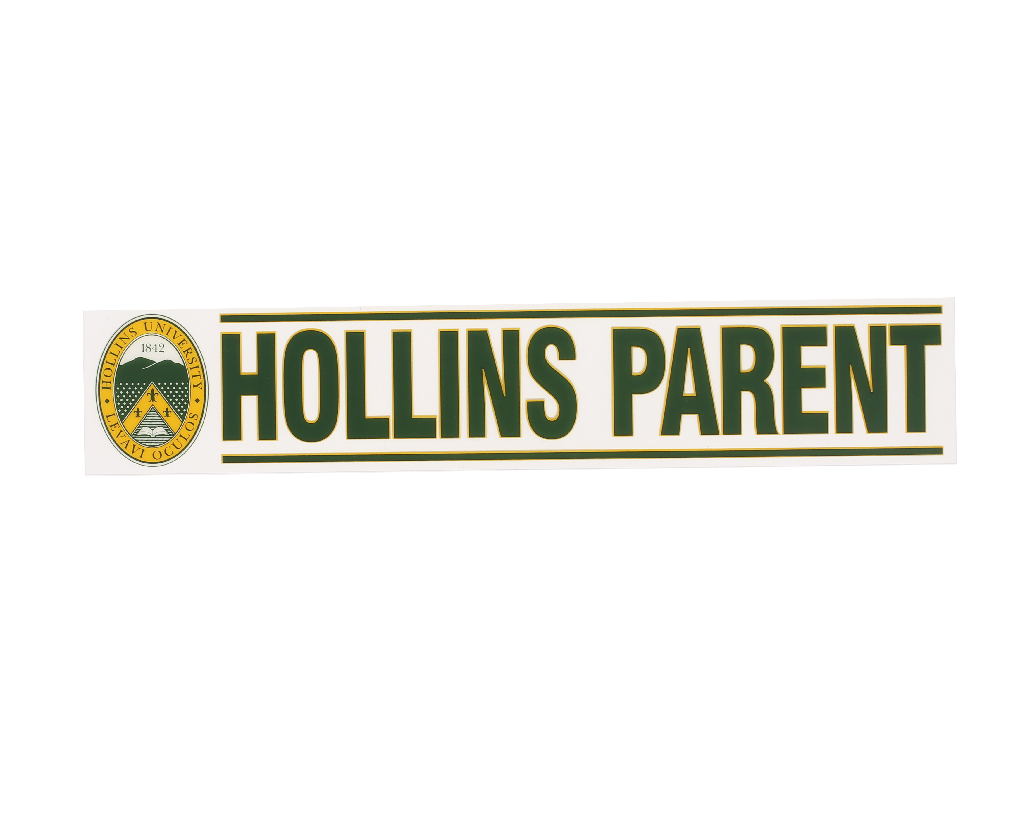 Hollins Parent Decal