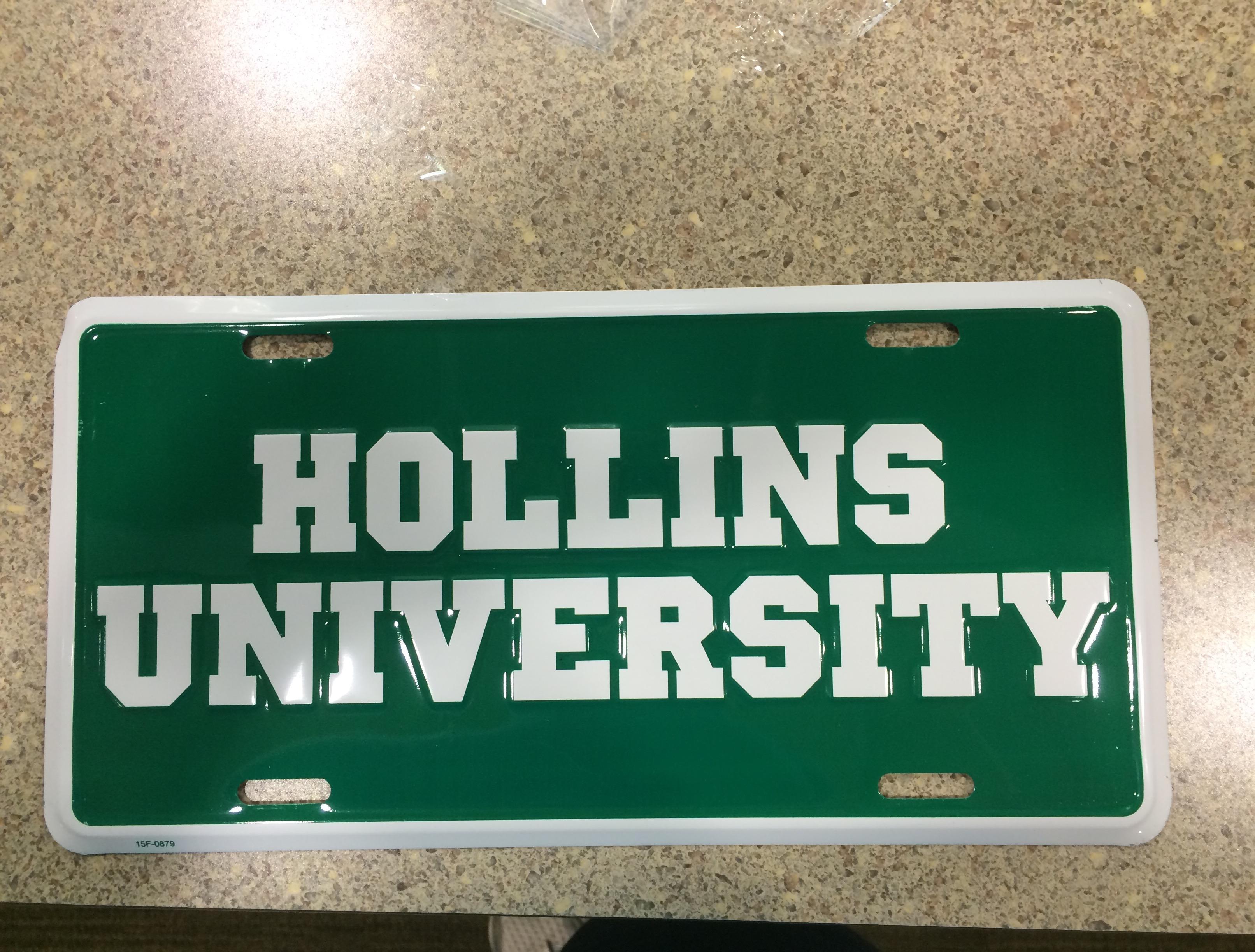 Front Plate – Hollins University