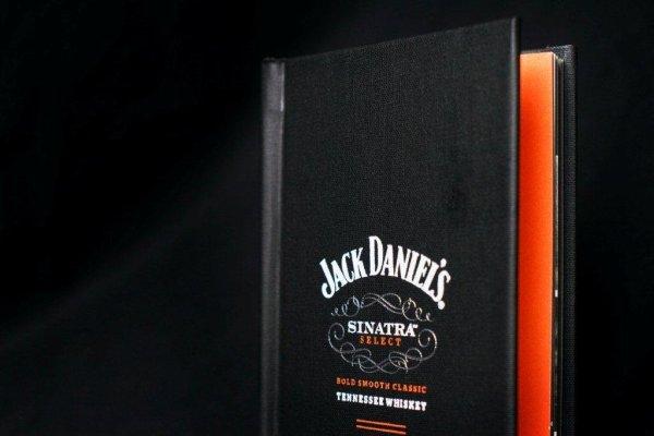 Arrestox by Holliston for Jack Daniel's Sinatra Select